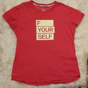 Nike Running Dri-Fit Shirt